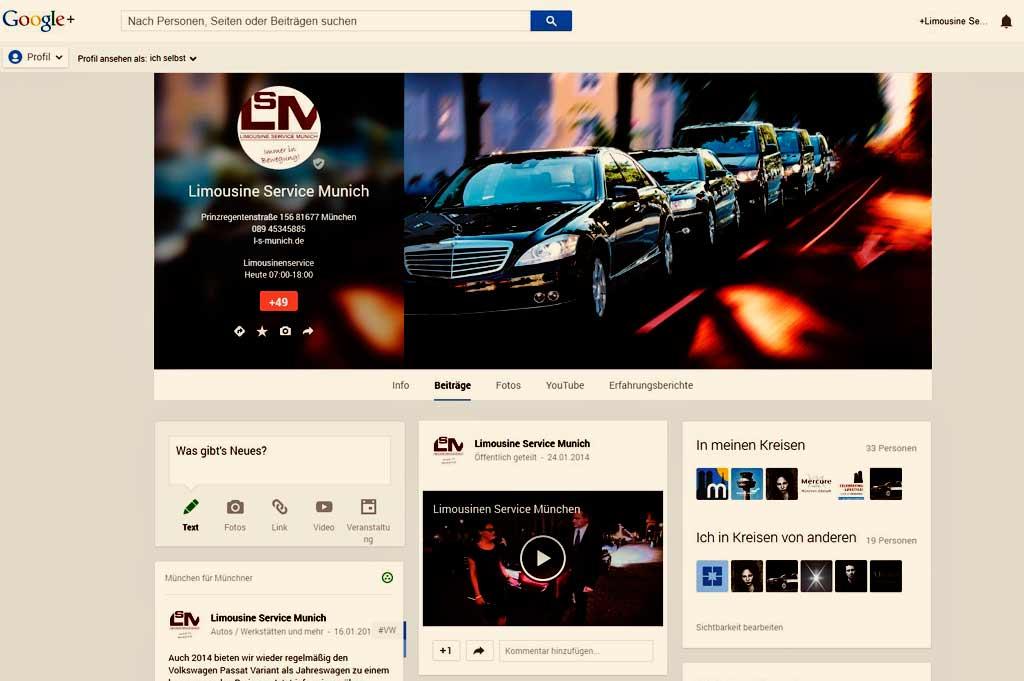 LSM bei Google+