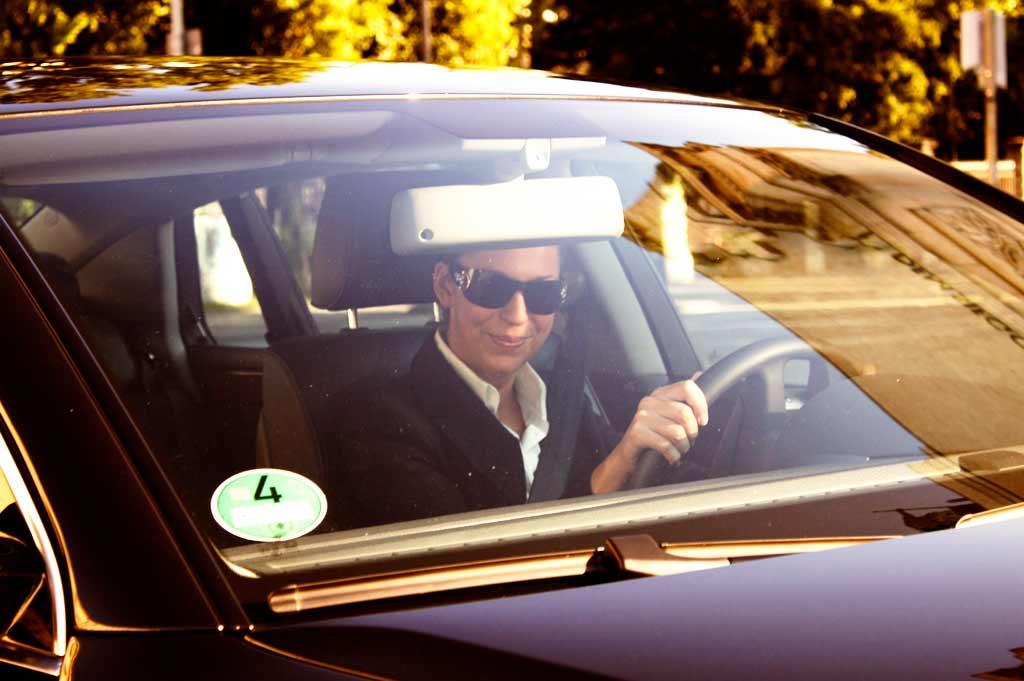 Limousinenservice sucht Chauffeure