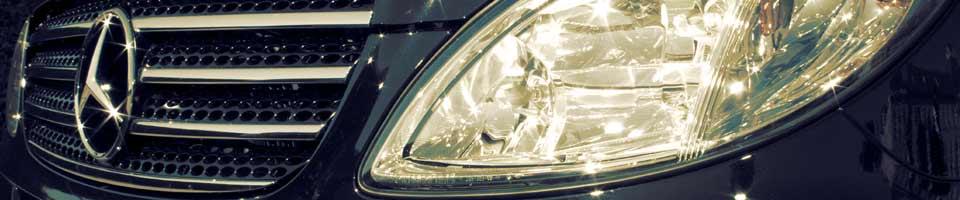 Mercedes Viano mit Chauffeurservice