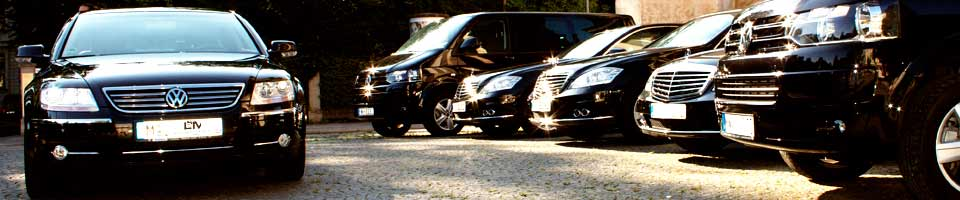 Limousinen Service München - VW Phaeton