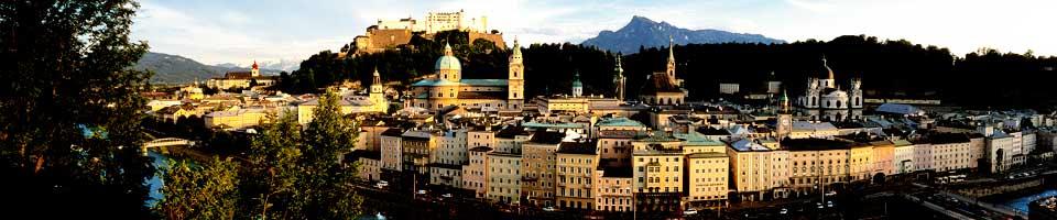 Sightseeing-Tour: Salzburg und Umland