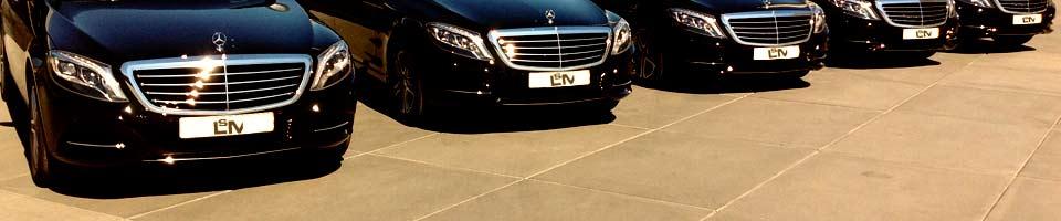 Limousinenservice Mercedes S-Klasse