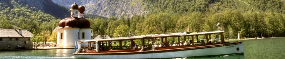 Sightseeing-Tour Berchtesgaden und Koenigssee